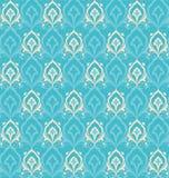 dekorativ seamless wallpaper Royaltyfria Foton