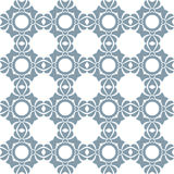 Dekorativ seamless wallpaper Royaltyfri Fotografi
