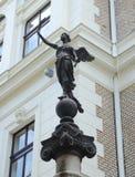 dekorativ skulptur Fotografering för Bildbyråer
