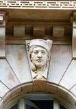 dekorativ skulptur Royaltyfria Bilder