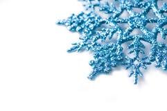 dekorativ snowflake Arkivbilder