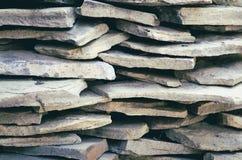 Dekorativ sten Arkivfoton