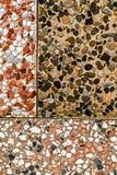 Dekorativ stenläggning 17 Arkivbilder