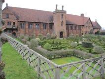 Dekorativ trädgård royaltyfri foto