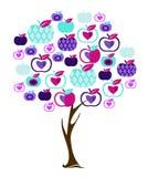 dekorativ tree Royaltyfri Foto