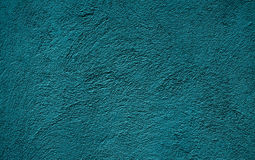 Dekorativ turkosbakgrund för abstrakt Grunge Arkivfoto