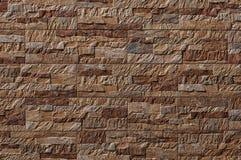 Dekorativ utomhus- tegelplatta Textur för tegelplatta för vägg för väggtegelplattategelsten för bakgrund Arkivbilder