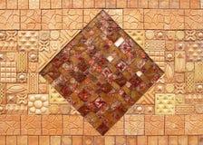 dekorativ vägg Royaltyfri Foto