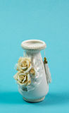 dekorativ vase Arkivbild