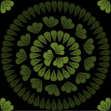 dekorativ vektor för bakgrund Royaltyfri Fotografi