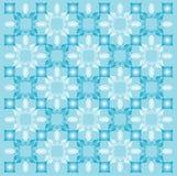 dekorativ wallpaper vektor illustrationer
