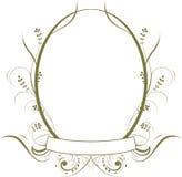 Dekorativa element Royaltyfri Bild