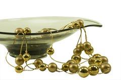 dekorativa maträttsmycken Royaltyfri Fotografi