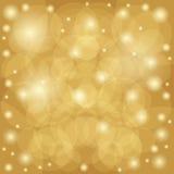 Dekorativa nytt års bakgrund Royaltyfri Fotografi