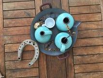 dekorativa objekt arkivbild