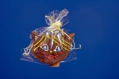 Dekorativa pepparkakakakor Royaltyfria Bilder