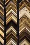 dekorativa ramar fotografering för bildbyråer