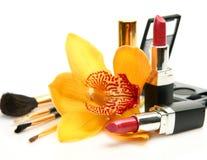 dekorativa skönhetsmedel Royaltyfria Foton