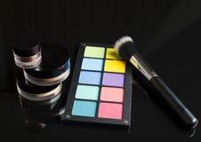 dekorativa skönhetsmedel Fotografering för Bildbyråer