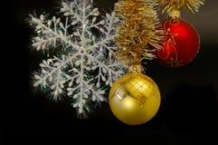 dekorativa spheres Arkivfoto