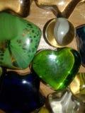dekorativa stenar Fotografering för Bildbyråer