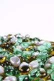 dekorativa stenar för bakgrund royaltyfria foton