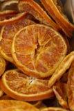 Dekorativa torkade frukter Fotografering för Bildbyråer