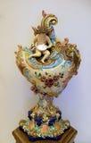 Dekorativa vaser, sista tre månader av det 19th århundradet Arkivfoton