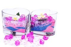 dekorativa vases Arkivfoton