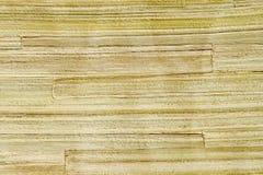 Dekorative Bambustapete Stockbilder
