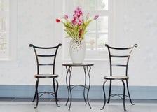 Dekorative Blume im Raum Lizenzfreie Stockfotos