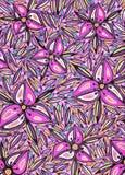 Dekorative Blumen Lizenzfreie Stockfotos