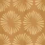Dekorative Blumenblätter - Innentapete - nahtloser Hintergrund vektor abbildung