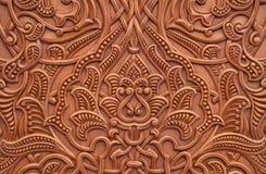 Dekorative Carvings Stockfoto