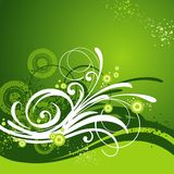 Dekorative dekorative Zweige Lizenzfreie Stockfotografie
