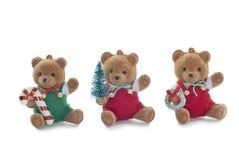Dekorative Einzelteile für Weihnachten Lizenzfreies Stockbild