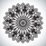 Dekorative Elemente Mandala Vintages Lizenzfreie Stockfotografie