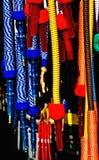 Dekorative gesponnene Rohre für eine Huka vektor abbildung
