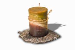 Dekorative Kerze Stockbilder