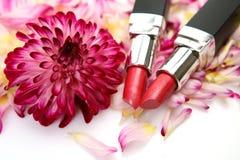 Dekorative Kosmetik Lizenzfreie Stockbilder