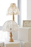 Dekorative Lampen Stockbild
