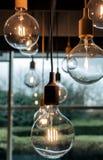 Dekorative LED-Lichter lizenzfreies stockbild