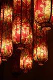Dekorative Leuchte Lizenzfreies Stockfoto