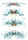 Dekorative Muster vektor abbildung