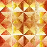 Dekorative Pyramiden gestapelt für nahtlosen Hintergrund - coffered Täfelung lizenzfreies stockfoto
