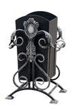 Dekorative urn. Royalty Free Stock Photo