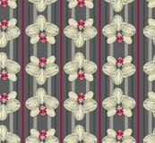 Dekorative Verzierung von Blumenorchideen Lizenzfreie Stockfotos