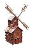Dekorative Windmühle für den Garten Stockfotografie