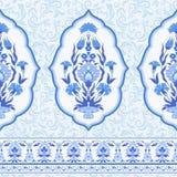 Dekorativer Blumenhintergrund Stockfoto