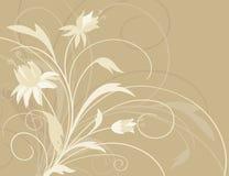 Dekorativer Blumenstrauß Lizenzfreies Stockfoto